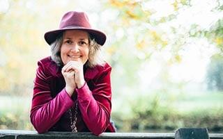 Podcast 'doodnormaal' met Winny Bos